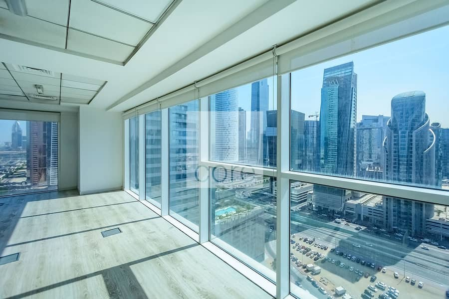 Full Floor | Fitted Partitioned | 13 Parking