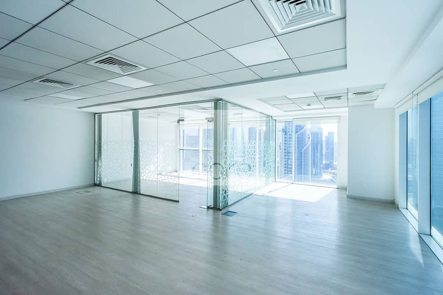 25 Full Floor | Fitted Partitioned | 13 Parking