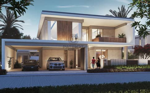 4 Bedroom Villa for Sale in Tilal Al Ghaf, Dubai - Close to Crystal lagoon | 2% DLD waiver | 6 years payment plan