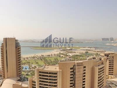 1 Bedroom Flat for Sale in Dubai Marina, Dubai - Rare unit /Full Sea view/ High floor