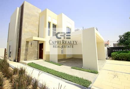 4 Bedroom Villa for Sale in Dubai South, Dubai - 10mins Metro| Golf course project by EMAAR