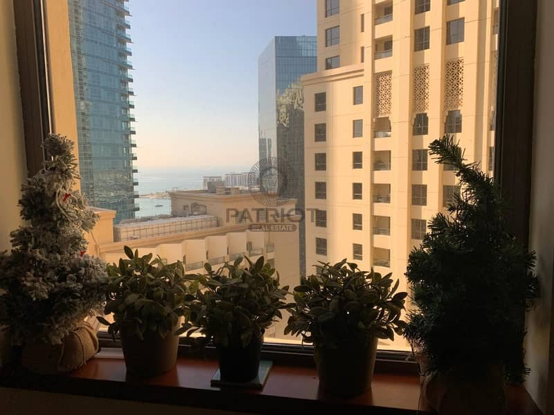 129K Yearly rent Fully Furnished  3 Bedroom in JBR Sadaf