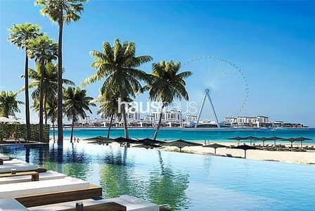 فلیٹ 4 غرف نوم للبيع في جميرا بيتش ريزيدنس، دبي - Luxury Beach Residences | Full Sea Views | No Fees