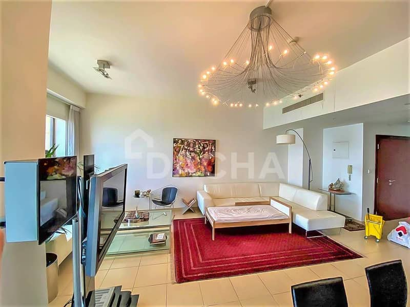 2 Full sea view / High Floor / Furnished / Vacant