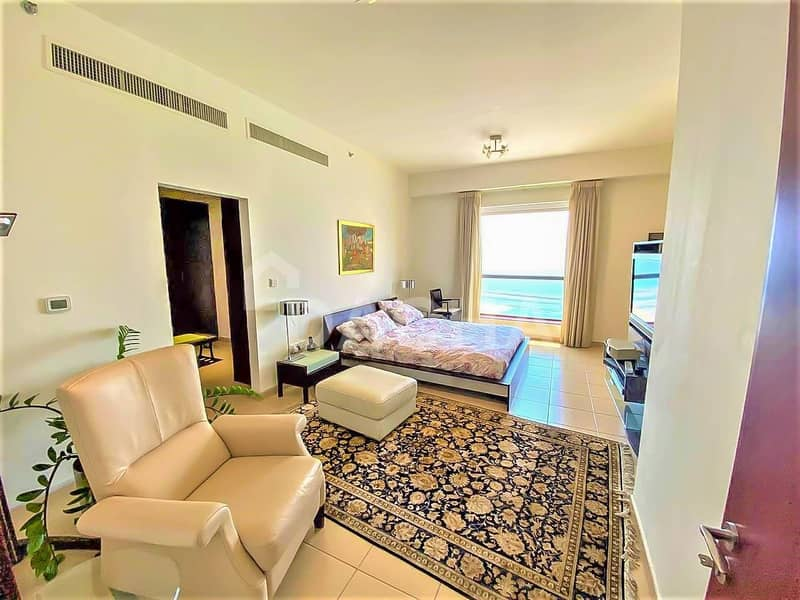 12 Full sea view / High Floor / Furnished / Vacant