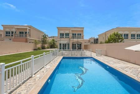 2 Bedroom Villa for Sale in Jumeirah Village Circle (JVC), Dubai - Private Pool | 2 Bedroom + Maid | Rented