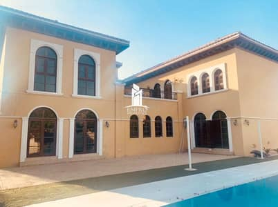 6 Bedroom Villa for Sale in Wadi Al Safa 2, Dubai - Exclusive -6 Bedroom Independent Villa With Pool And Garden
