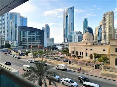 2 Bedroom Apartment for Rent in Dubai Marina, Dubai - Great View Huge Terrace Large 2BR+ Maid room for Rent