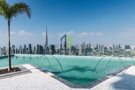 Studio for Sale in Business Bay, Dubai - Extravagant & Luxurious Studio | Business Bay | Ready to move