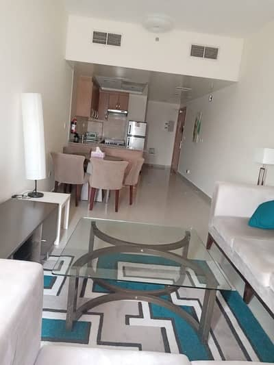 2 Bedroom Apartment for Rent in Jebel Ali, Dubai - Fully Furnished / Super clear apartments / with double balcony / available for rent