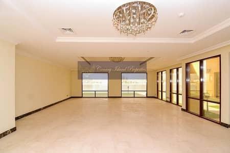 6 Bedroom Villa for Sale in Palm Jumeirah, Dubai - Marina Skyline view ! 6 BR ! High Number ! Signature Villa