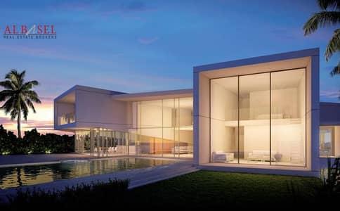 ارض استخدام متعدد  للبيع في جميرا، دبي - Beach Front Plot in Jumeirah Bay Island for Sale!