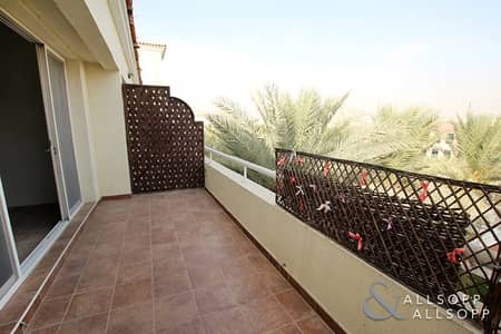 1 Bedroom Apartment for Rent in Green Community, Dubai - 1 Bedroom | Garden View | Lake Apartment<BR/>
