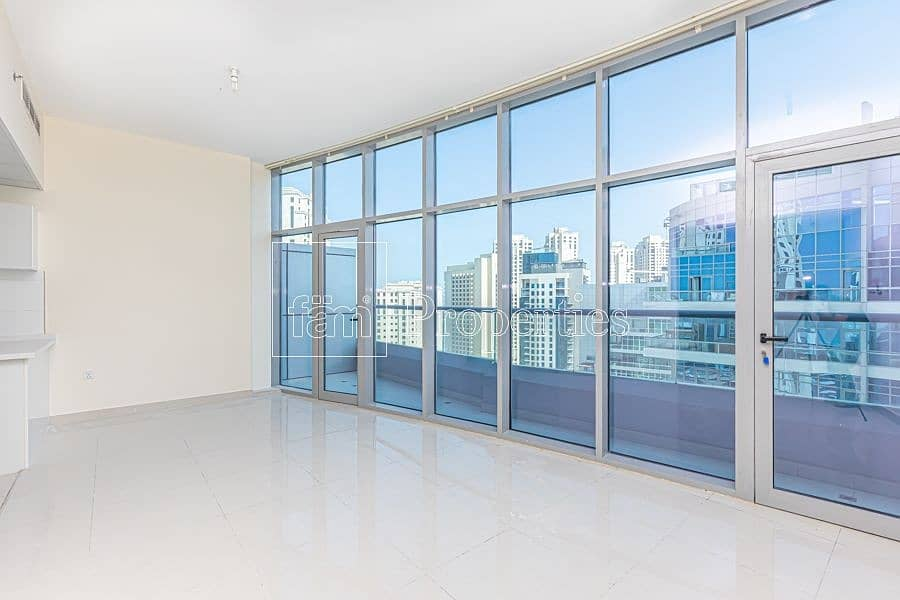 2 Unfurnished 3 bedrooms apartment in Dubai Marina