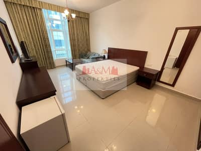 Studio for Rent in Sheikh Khalifa Bin Zayed Street, Abu Dhabi - FURNISHED.: Studio Apartment including ADDC for AED 36