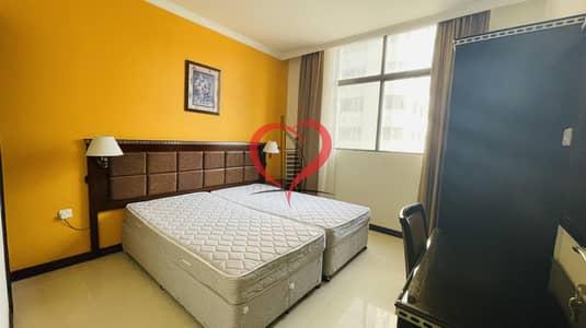 شقة 1 غرفة نوم للايجار في الزاهية، أبوظبي - SEMI FURNISHED 1 BEDROOM HALL | 48000/- YEARLY