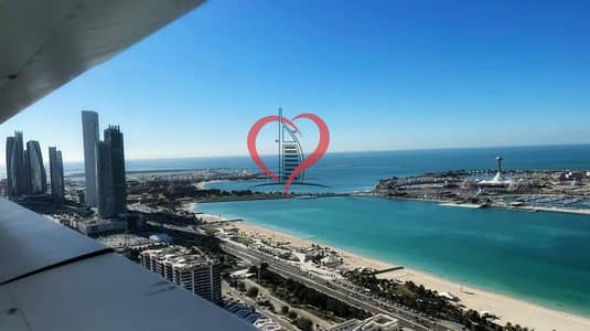 3 Bedroom Apartment for Rent in Corniche Road, Abu Dhabi - Luxurious 3 Master Bedroom Hall Apartment With Huge Terrace. No Commission.
