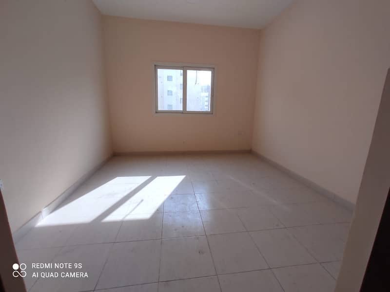 Lavish Brand new 1 bed room and hall in 18000 AED area 900sqft with 2 washrooms in Aljada area Muwielah Sharjah