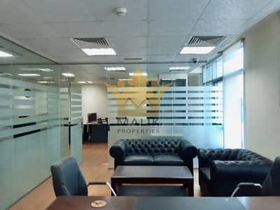 Office for Rent in Barsha Heights (Tecom), Dubai - Fully Furnished | Available Now | Near Metro