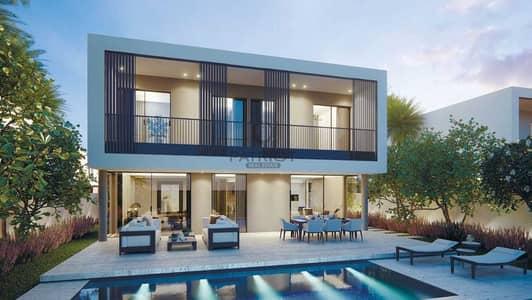 4 Bedroom Villa for Sale in Tilal Al Ghaf, Dubai - Tilal Al Ghaf Standalone Water Front Villas