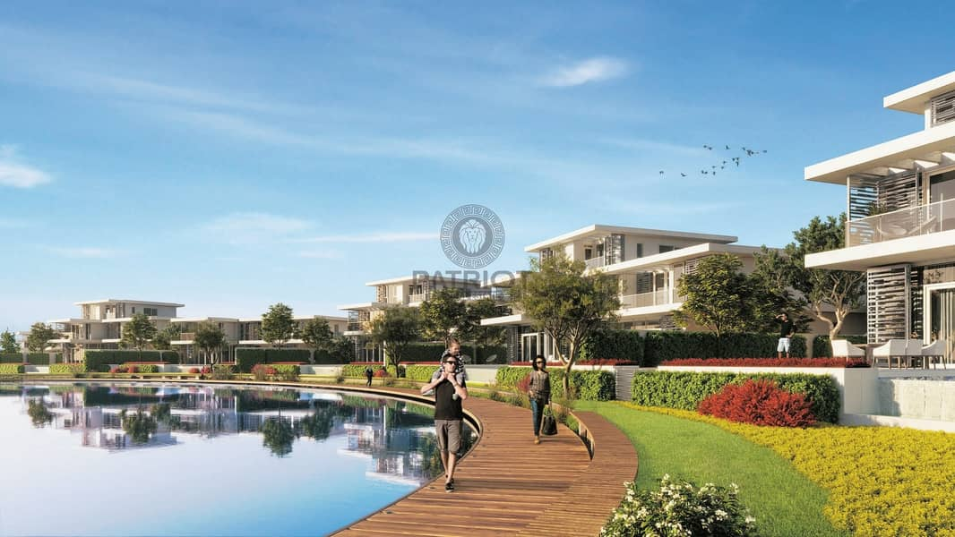 15 Tilal Al Ghaf Standalone Water Front Villas
