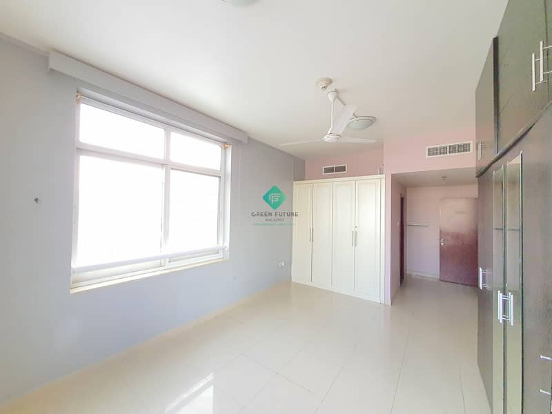 2 Massive 2 BR | Chiller Free | With Balcony | Newly Fitted & Closed Kitchen | Unfurnished