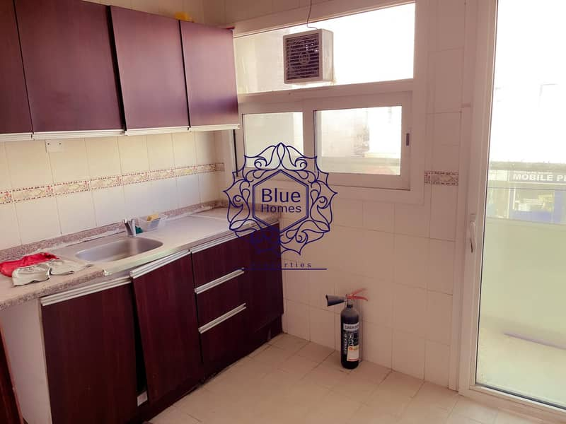15 No cash diposite 1bhk with balconey