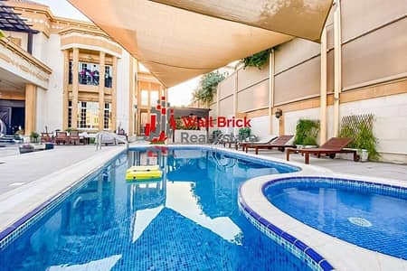 6 Bedroom Villa for Rent in Al Barsha, Dubai - Complete Lifestyle  In High-End Luxury Home