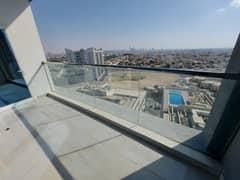 Free Parking | Balcony | High Floor | Free Maintenance | Large Apartment