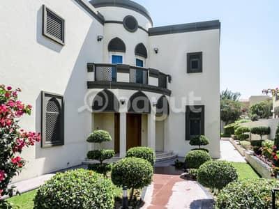 فیلا 5 غرف نوم للبيع في جميرا بارك، دبي - Amazing Deal Regional 5 BR + M with Pool Dist 1