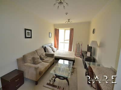 Studio for Rent in Jumeirah Lake Towers (JLT), Dubai - Furnished | Lake View | Less Expensive | JLT