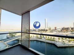 Fully Canal View | Sami Furnished | Luxury Interior
