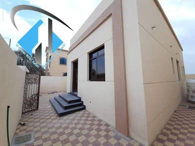 3 Bedroom Villa for Sale in Al Helio, Ajman - Villa for sale in Ajman, Helio area, ground floor near the street, with the possibility of bank financing