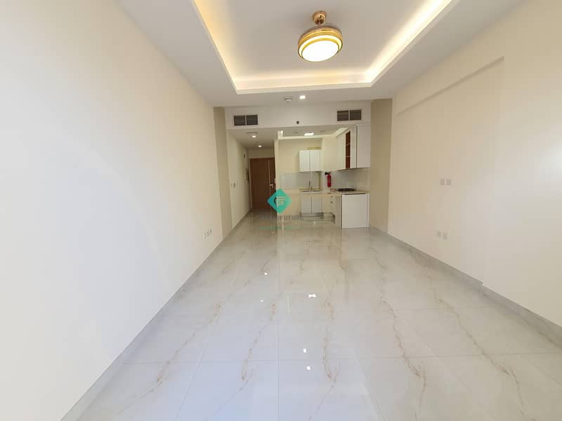 Brand New Studio   Ready To Move in   Chiller Free   Dar Al Jawhara