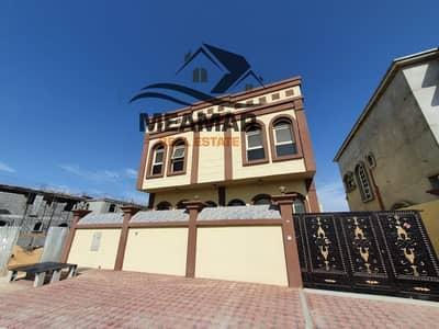 5 Bedroom Villa for Sale in Al Helio, Ajman - Excellent new modern Villa near a main road in very good location.