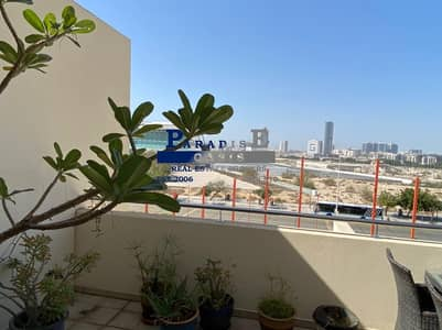 فلیٹ 3 غرف نوم للايجار في موتور سيتي، دبي - FULLY FURNISHED | WITH BALCONY | 2 PARKING