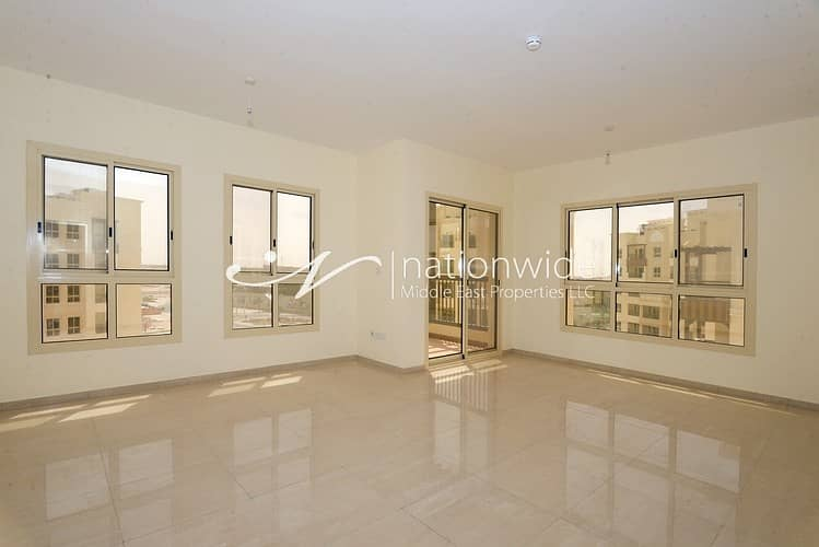 2 Spacious 3BR Apartment w/ Parking + Facilities