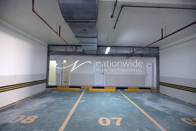 13 Spacious 3BR Apartment w/ Parking + Facilities