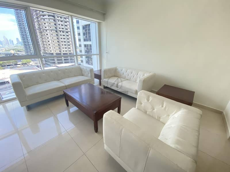 2 Marina View Furnished | Apartment with one parking
