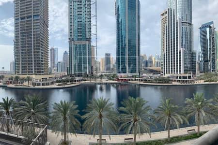 فلیٹ 1 غرفة نوم للبيع في أبراج بحيرات الجميرا، دبي - Fully Furnished | 1-Bed | Full Lake