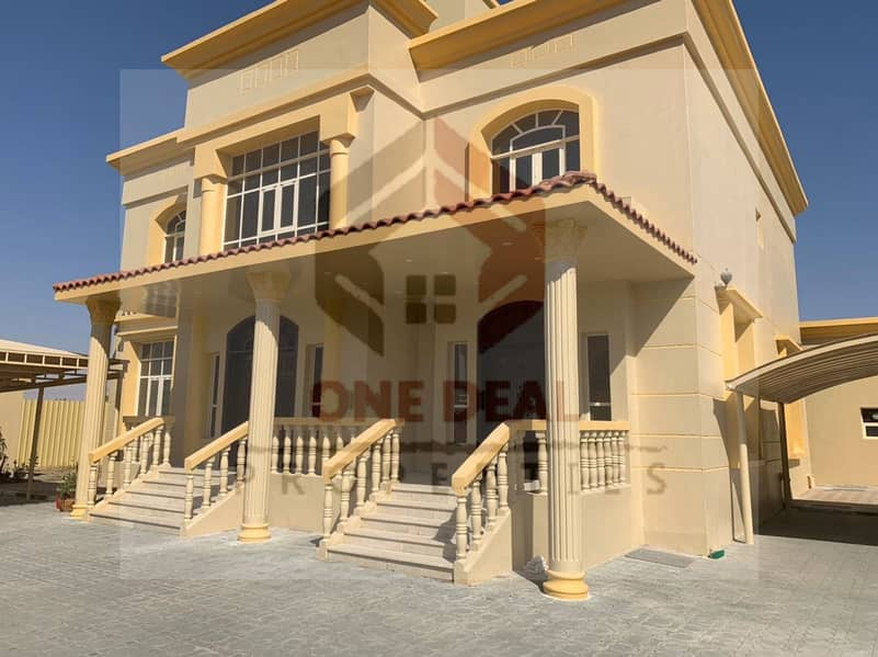 Elegant Independent | 7BHK Villa in TAWIA| Driver room
