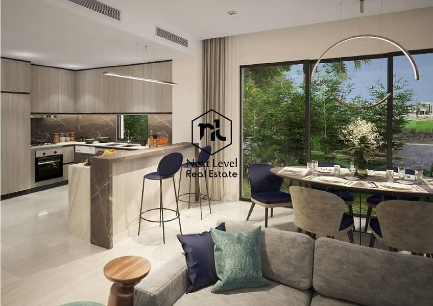 2 4 BR Middle Unit - Near to Spinneys Market - 4.5 Years Payment Plan