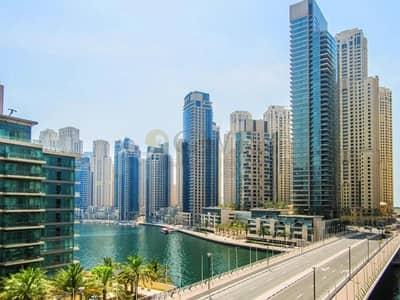 شقة 2 غرفة نوم للايجار في دبي مارينا، دبي - Marina View|Chiller Free|Equipped Kitchen|BEST DEAL