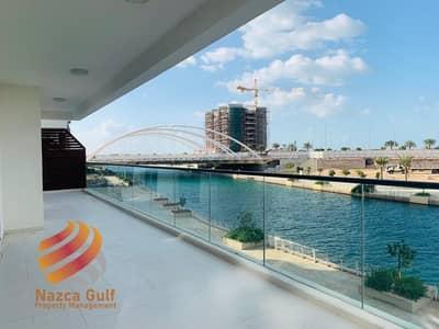 فلیٹ 1 غرفة نوم للايجار في شاطئ الراحة، أبوظبي - 6 Payments for Sea View 1 BR Apartment