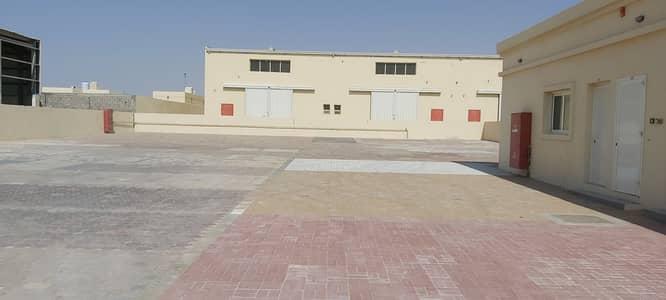 ارض صناعية  للايجار في السجع، الشارقة - ارض صناعية في السجع 80000 درهم - 4992258