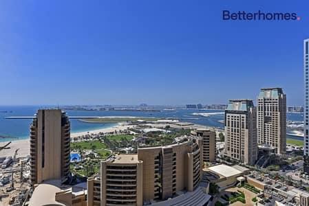 فلیٹ 1 غرفة نوم للبيع في دبي مارينا، دبي - Sea Views   Mid Floor   Vacant on Transfer