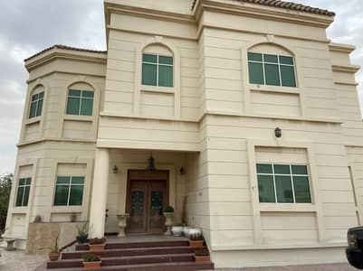 6 Bedroom Villa for Sale in Al Gharayen, Sharjah - lilbaye filaan fa 'imart alshshariqat mintaqat alqarayin 1 tashtibat mumtaza