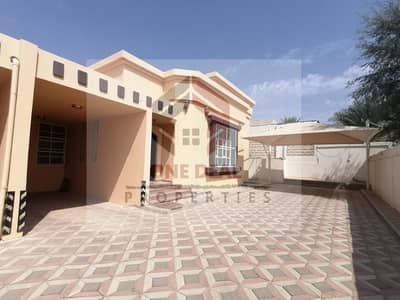 4 Bedroom Villa Compound for Rent in Falaj Hazzaa, Al Ain - Ground Separate 4Br Compound Villa in Falaj Hazza Al Ain