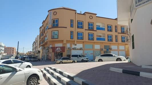Building for Sale in Al Rawda, Ajman - New building for sale in Ajman * Excellent and vital location * Residential and commercial * An area of ​​10,000 feet * Income 10%