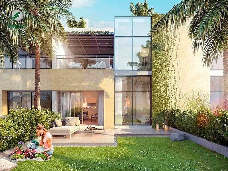2 Brand New | 4BR Villa | Type C1 | Prime Location
